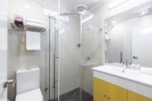 Superior Double and Single bathroom